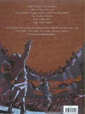 L'armee des anges t.2 ; le marchand de sable - 4ème de couverture - Format classique