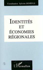 Identités et économies régionales - Couverture - Format classique