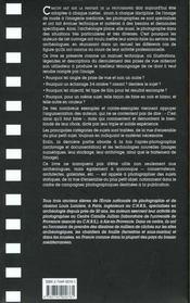 La pratique de la photographie en archeologie - 4ème de couverture - Format classique