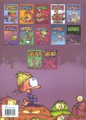 Game over t.2 ; no problemo - 4ème de couverture - Format classique