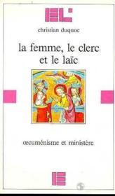 Femme Clerc Laic Lab - Couverture - Format classique