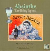 Absinthe the living legend - Intérieur - Format classique