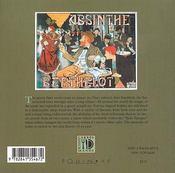 Absinthe the living legend - 4ème de couverture - Format classique