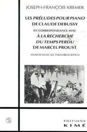 Preludes Pour Piano De Claude Debussy (Les) - Couverture - Format classique