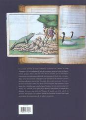 Le Livre Des Terres Inconnues - 4ème de couverture - Format classique