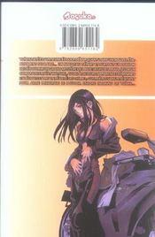 My-hime t.1 - 4ème de couverture - Format classique