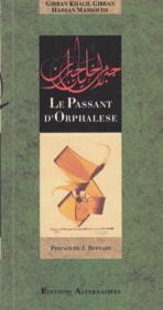 Le passant d'Orphalèse - Couverture - Format classique