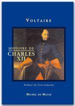 Histoire de Charles XII - Couverture - Format classique