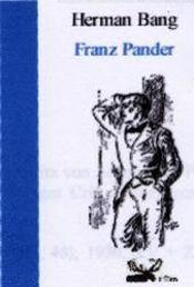 Franz pander - Intérieur - Format classique