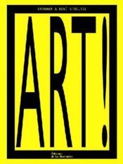 Art ! - Couverture - Format classique