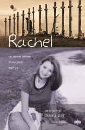Rachel ; le journal intime d une jeune martyre - Couverture - Format classique