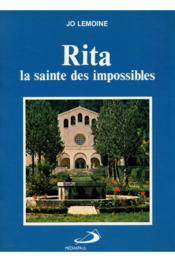 Rita, la sainte des impossibles - Couverture - Format classique