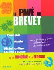 Le Pave Du Brevet - Intérieur - Format classique