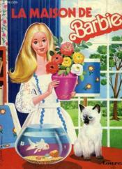 La Maison De Barbie - Couverture - Format classique