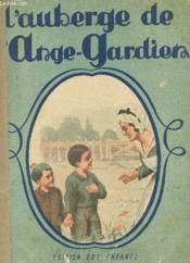 L'Auberge De L'Ange-Gardien - Couverture - Format classique