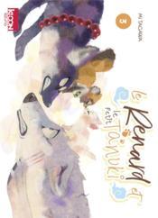 Le renard et le tanuki t.3 - Couverture - Format classique