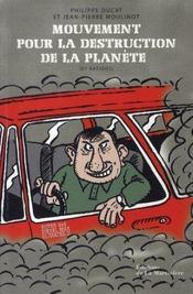 Mouvement pour la destruction de la planète (et rapidos) - Intérieur - Format classique