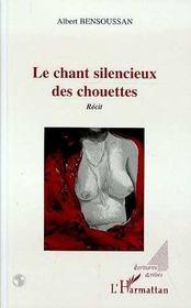 Le Chant Silencieux Des Chouettes - Intérieur - Format classique