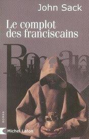Le complot des franciscains - Intérieur - Format classique