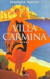 Villa carmina - Intérieur - Format classique