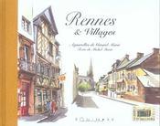 Rennes et villages - Intérieur - Format classique