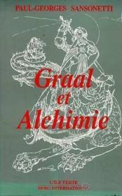 Graal Et Alchimie - Couverture - Format classique