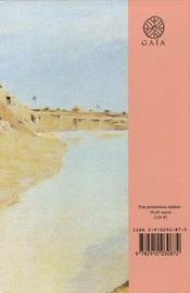 Coffret Le Nil Blanc Vol 1-2 - 4ème de couverture - Format classique