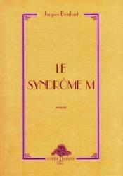 Le Syndrome M - Couverture - Format classique