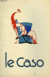 Le Caso N°4 - Organe Mensuel De Liaison Des Corniches De France Et De Navarre - Couverture - Format classique