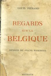 Regards Sur La Belgique - Couverture - Format classique