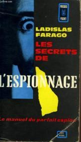Les Secrets De L'Espionnage - Couverture - Format classique