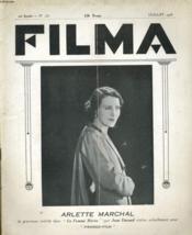 FILMA - 20e ANNEE - N°237 - Couverture - Format classique