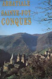 Abbatiale Sainte-Foy Conques - Couverture - Format classique