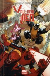 All new X-Men t.2 - Couverture - Format classique