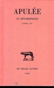 Metamorphoses T1 L1-3 - Couverture - Format classique