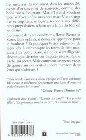 La Charrette Au Clair De Lune - 4ème de couverture - Format classique