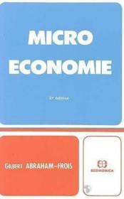 Micro Economie, 3ed. - Couverture - Format classique
