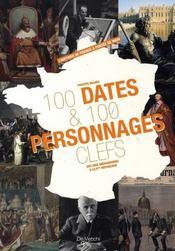 100 dates et 100 personnages clefs - Intérieur - Format classique