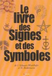 Le livre des signes et des symboles - Intérieur - Format classique