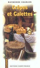 Crepes et galettes - Intérieur - Format classique