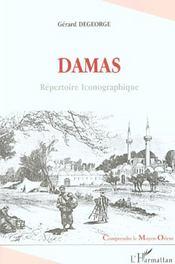 Damas ; Repertoire Iconographique - Intérieur - Format classique