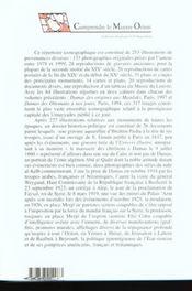 Damas ; Repertoire Iconographique - 4ème de couverture - Format classique