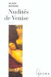Nudites De Venise - Intérieur - Format classique