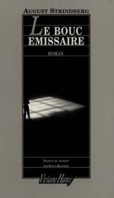 Bouc Emissaire (Le) - Couverture - Format classique