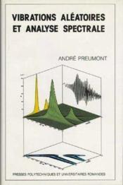 Vibrations aleatoires - Couverture - Format classique