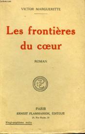 Les Frontieres Du Coeur. - Couverture - Format classique