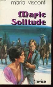 Marie Solitude - Tome 2 - Les Racines De L'Esperance - Couverture - Format classique