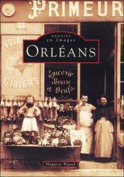 Orléans - Couverture - Format classique