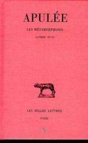 Metamorphoses t2 l4-6 - Couverture - Format classique