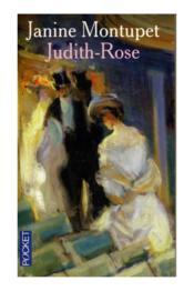 Judith-Rose - Couverture - Format classique